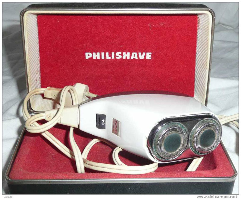 Máquina de afeitar Phillips