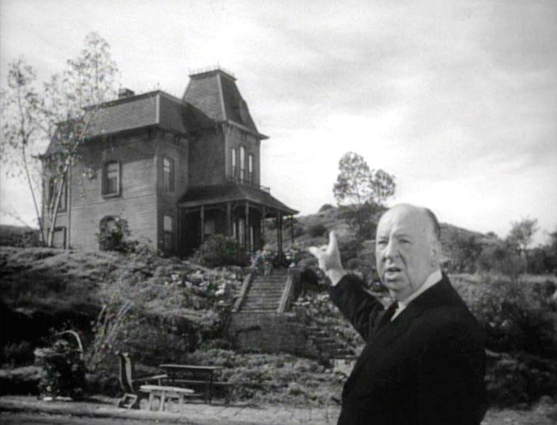 Hitchcock en casa de los Bates