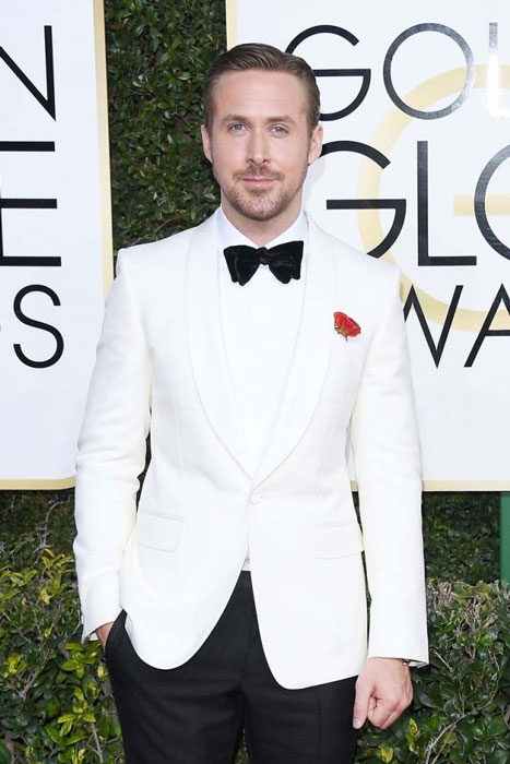 Ryan Gosling. Globos de Oro