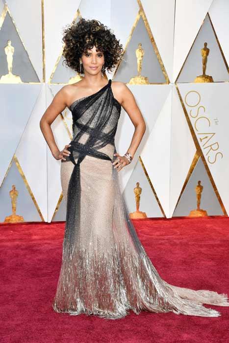 Halle Berry. Oscars 2017