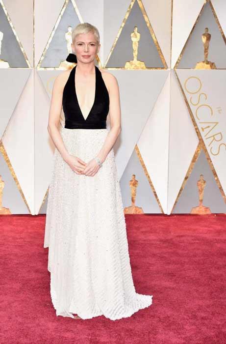 Michelle Williams. Oscars 2017