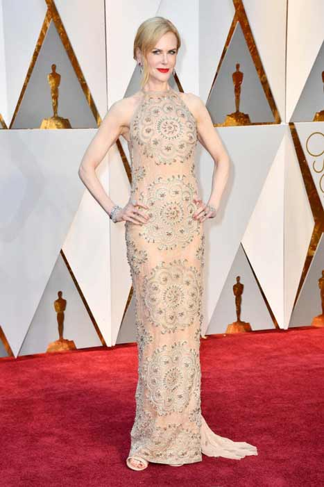 Nicole Kidman. Oscars 2017