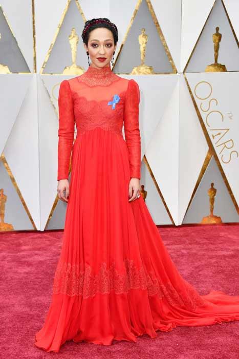 Ruth Negga. Oscars 2017