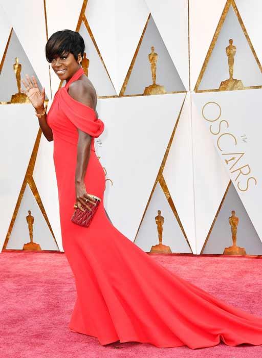 Viola Davis. Oscars 2017