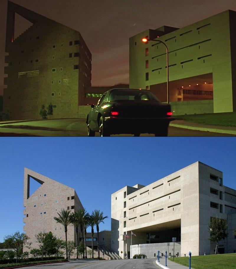 Campus Universidad politécnica de California. © Arquitecto Antoine Predock.