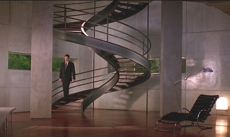 Gattaca, director Andrew Niccol (1997).