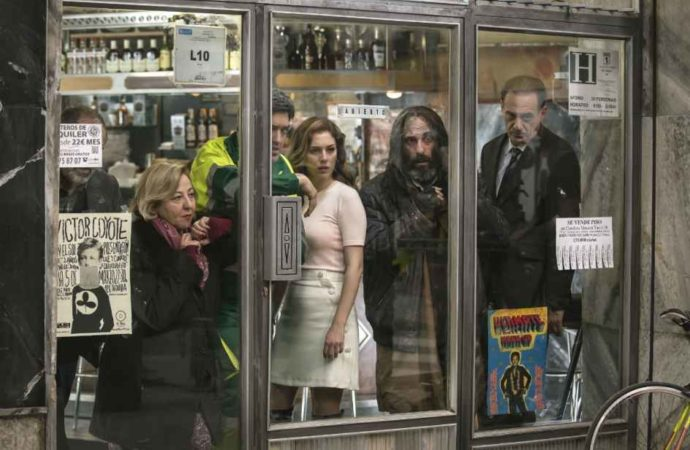«El Bar»: The Terror