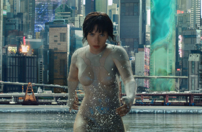 Ghost in the Shell, un remake sin alma