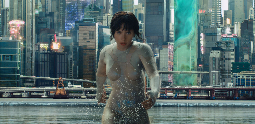 Ghost in the Shell (Rupert Sanders, 2017)