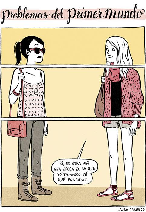 Descubre otras viñetas de la autora, en www.letspacheco.com