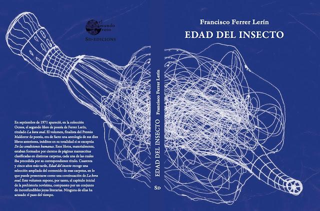Edad del insecto. Francisco Ferrer Lerín