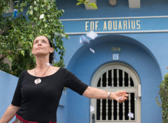 """""""Doña Clara"""", el espacio y la sociedad. Entrevista con Kleber Mendonça Filho"""