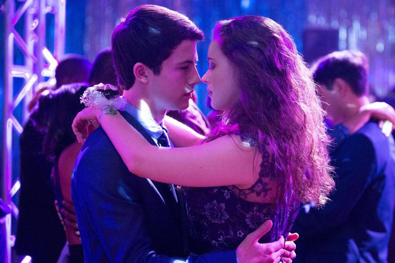 Por 13 razones Netflix Katherine Langford Dylan Minnette