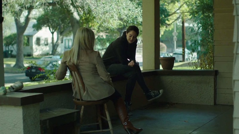 Big little lies, serie HBO. Vivienda Jane (Shaleine Woodley).