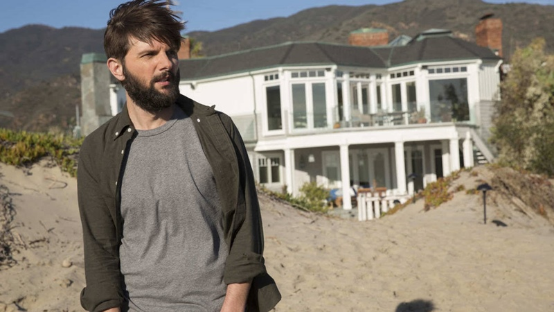 Big little lies, serie HBO. Vivienda Madeline (Reese Witherspoon) y Ed (Adam Scott).