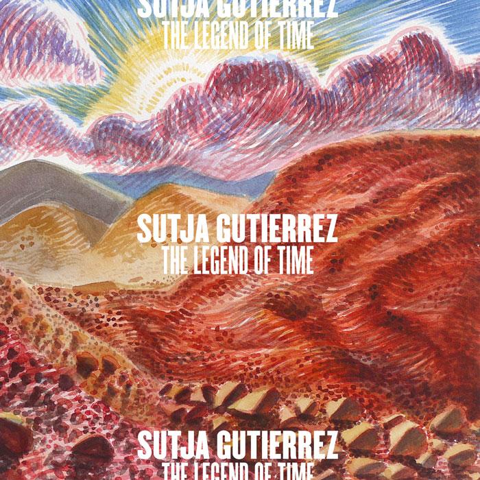 """The legend of time"". Sutja Gutiérrez"