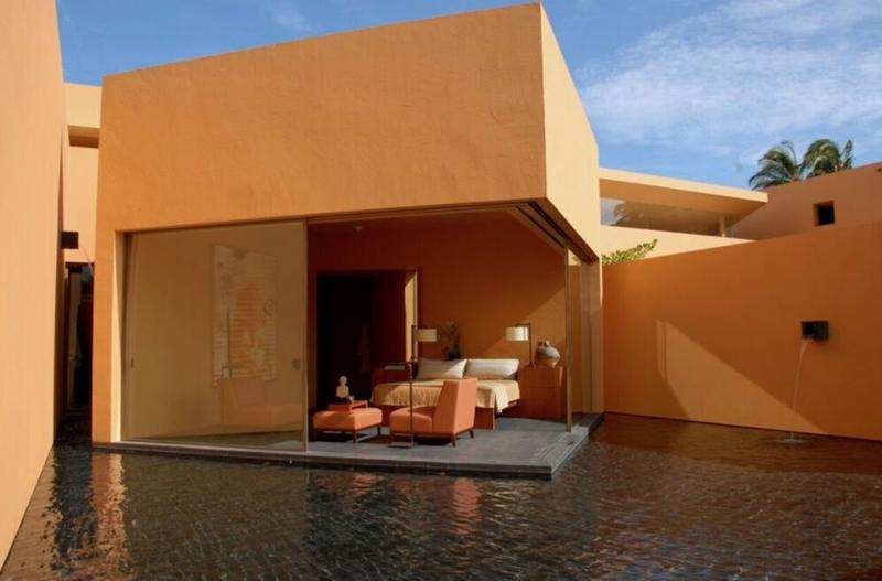 Casa Kona en Hawaii. © Fotografía, Legorreta arquitectos
