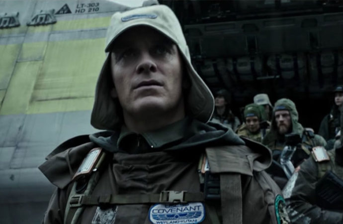 Por qué hay que estar a favor de «Alien: Covenant»