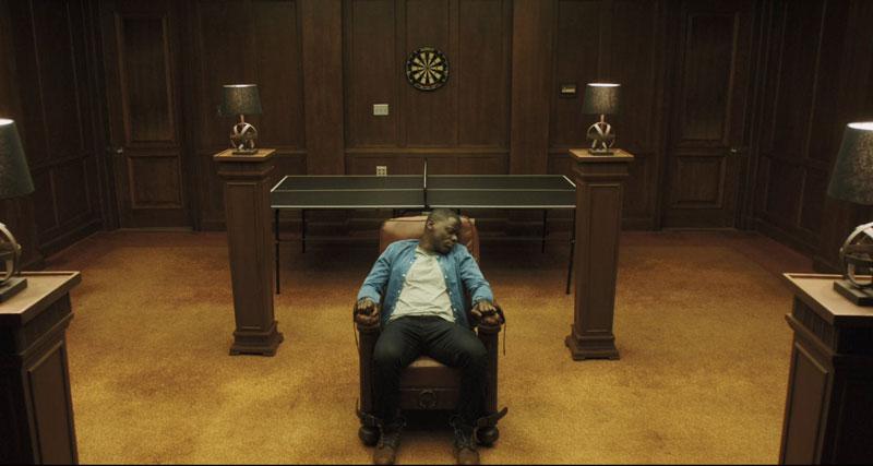 Déjame salir (Jordan Peele, 2017)