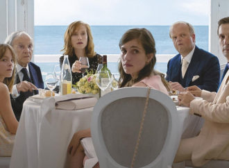 70 Festival de Cannes: #5 Happy End by Haneke y otras familias