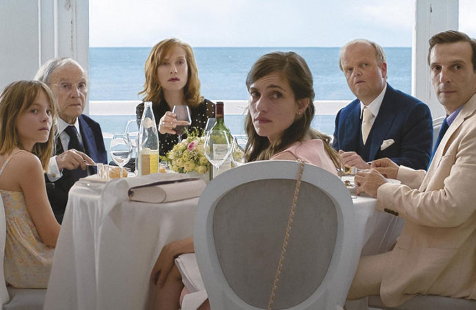 """Happy End"": Haneke, fin de ciclo"