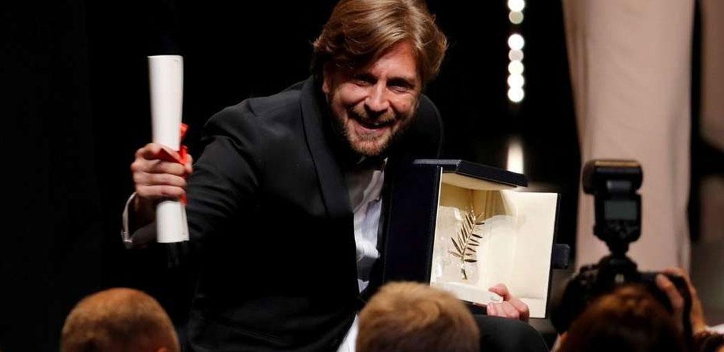 Ruben Östlund - Palma de Oro Cannes