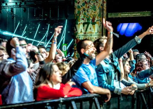 El WAM resetea Murcia como inauguración de los grandes festivales