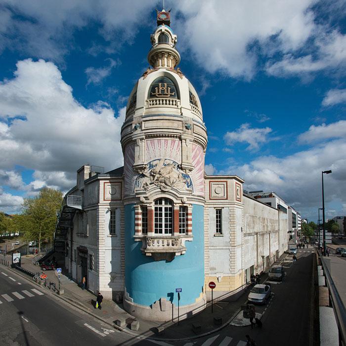 Centro cultural Le lieu unique (Nantes).