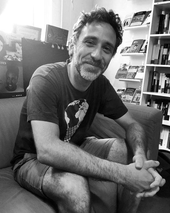 Miguel Brieva. Foto: Rebeca Fernández
