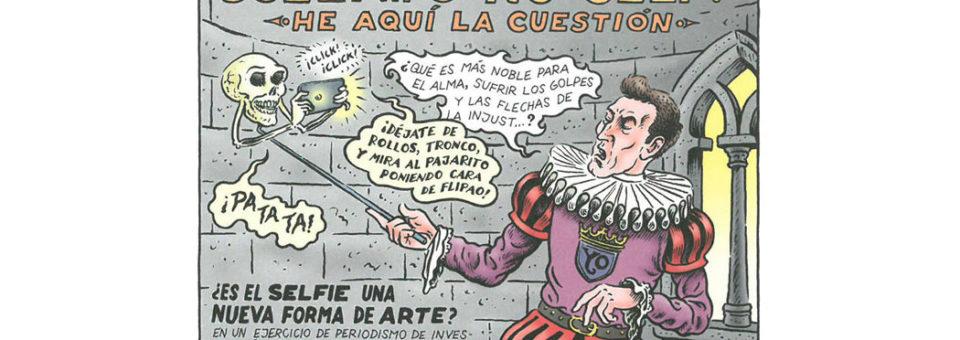 """Miguel Brieva: """"Vivimos en un estado de crisis perpetuo"""""""