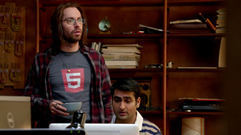 Silicon Valley. Serie TV