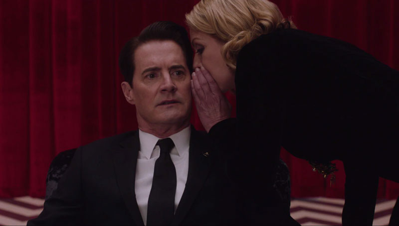 Twin Peaks. David Lynch