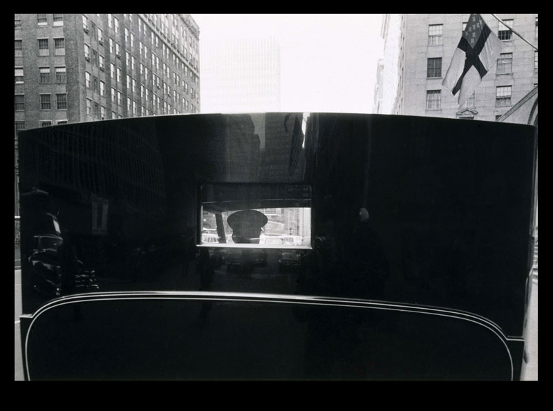 Untitled. Park Avenue scene, 1959. ROBERT FRANK