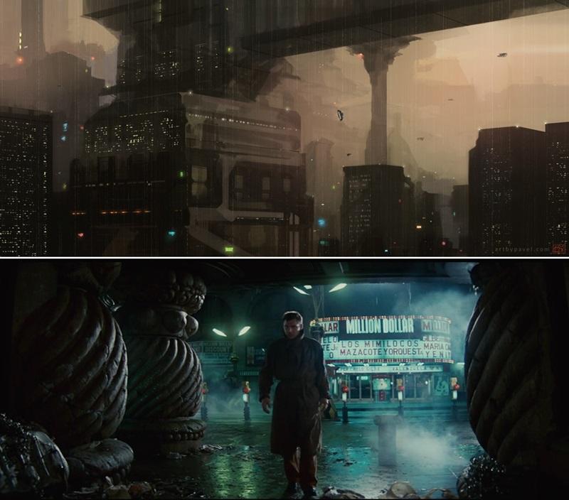 Blade Runner (Ridley Scott, 1982).