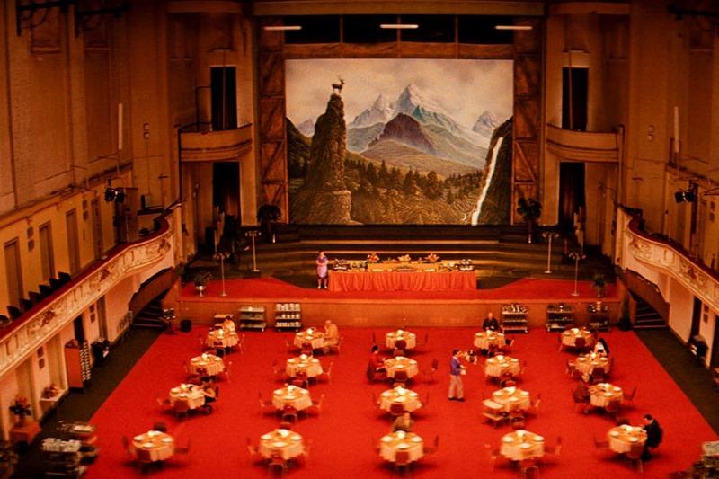 El gran hotel de Budapest, Wes Anderson (2014).