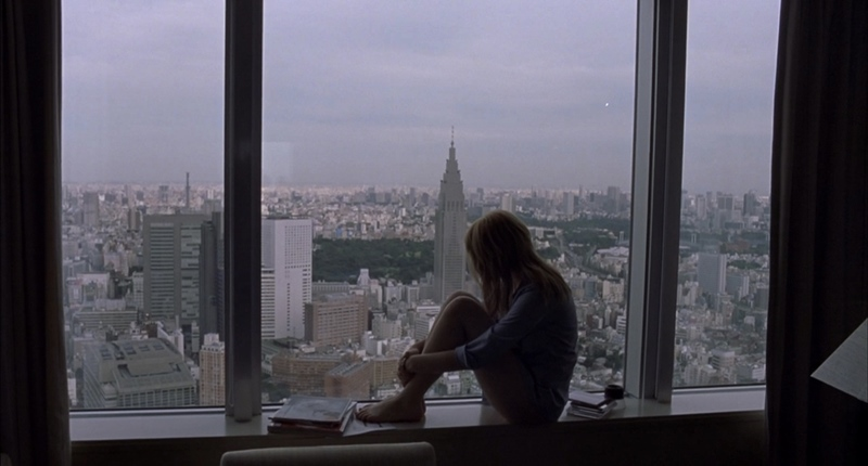Lost in Translation (Sofia Coppola, 2003).