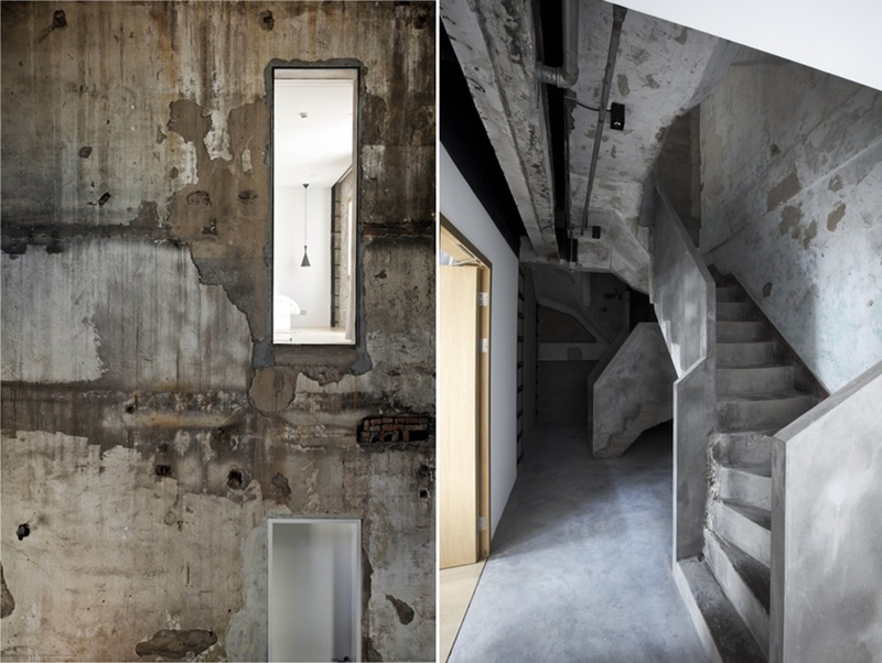 The Waterhouse at South Bound, arquitectos Neri & Hu (NHDRO). © Fotografía Pedro Pegenaute y Tuomas Uusheimo.