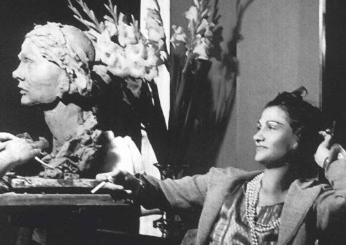 Dalí, Fenosa y Chanel en Bacanal