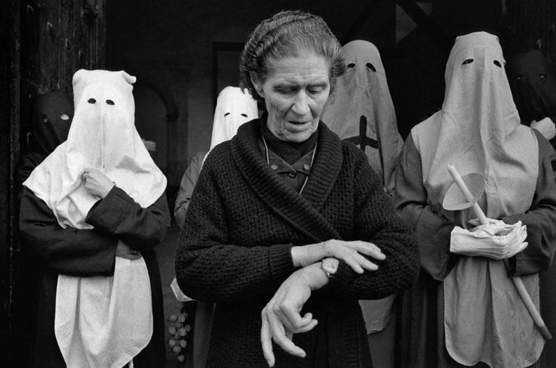 Cristina García Rodero: fotógrafa excepcional.
