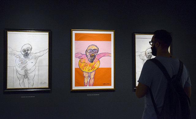 Francis Bacon. Exposición