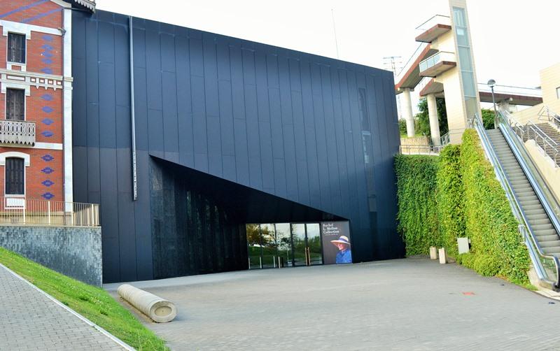 Museo Balenciaga en Getaria. Arquitecto Julián Argilagos. Fotografía, Sandra Jiménez.
