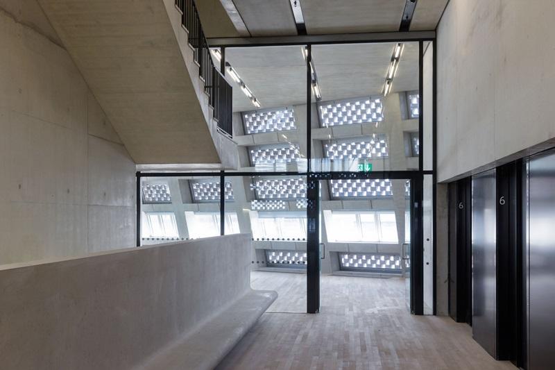 Tate Modern Londres. Arquitectos Herzog & De Meuron © Fotografía Iwan Baan.