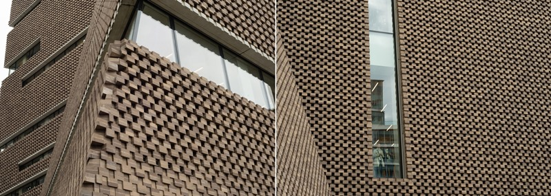 Tate Modern Londres 2016. Arquitectos Herzog & De Meuron © Fotografía Jim Stephenson.