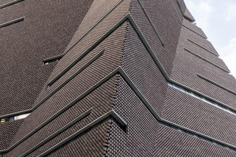 Tate Modern Londres 2016. Arquitectos Herzog & De Meuron © Fotografía Iwan Baan.