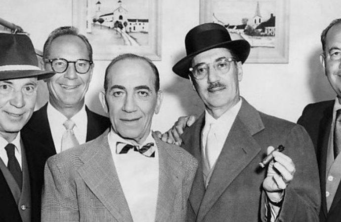 El día que Groucho entrevistó a Gummo
