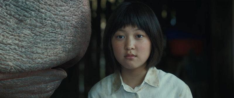 Hay más cine en este plano de Okja que en muchas películas estrenadas en sala