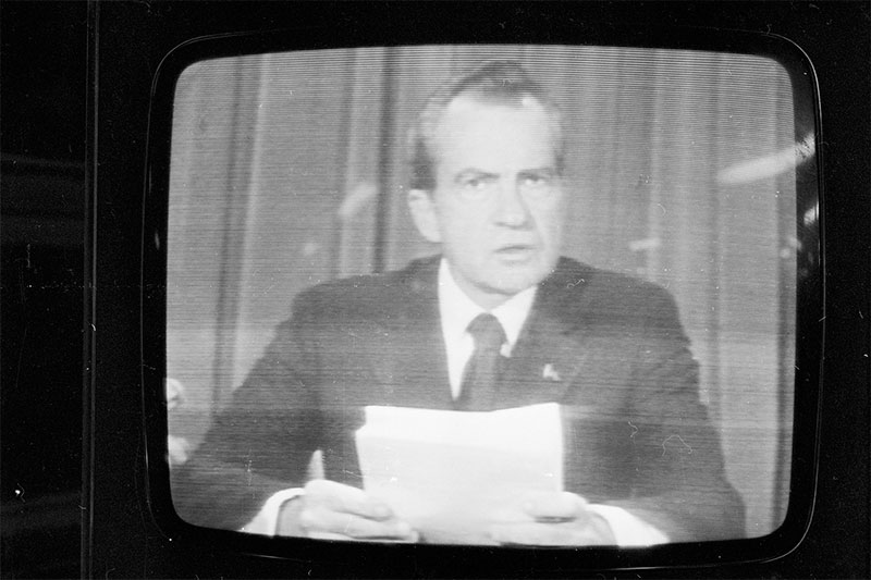 Richard Nixon - Watergate