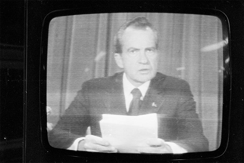 Richard Nixon - Watergate