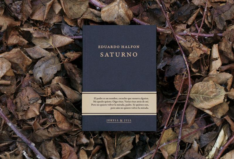 """""""Saturno"""". Eduardo Halfon"""