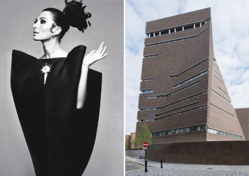 Arquitectos de alta costura: Balenciaga y Herzog & De Meuron